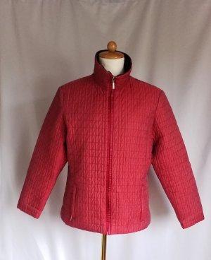 Canda Pikowana kurtka ciemnoczerwony