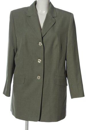 Canda Long-Blazer khaki Business-Look
