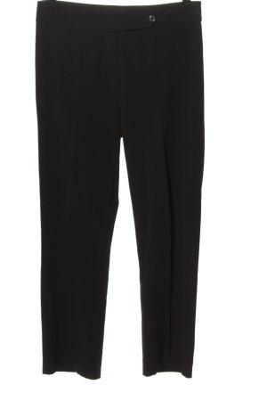 Canda Spodnie Marlena czarny W stylu biznesowym