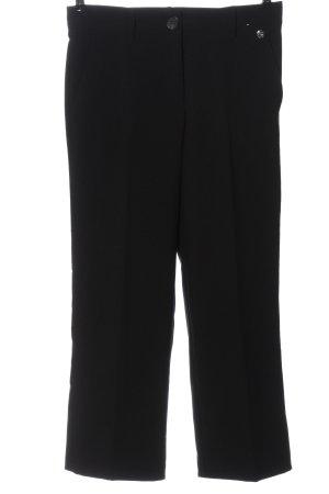 Canda Premium 3/4 Length Trousers black casual look