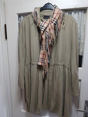 Canda Premium Longsleeve Dress khaki