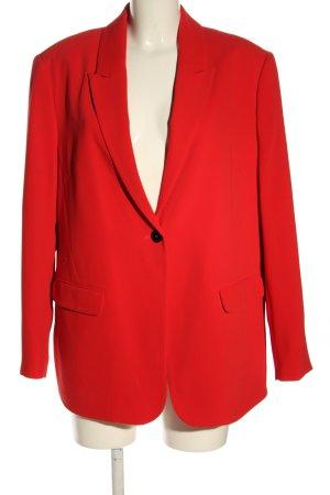 Canda Premium Long Blazer red business style