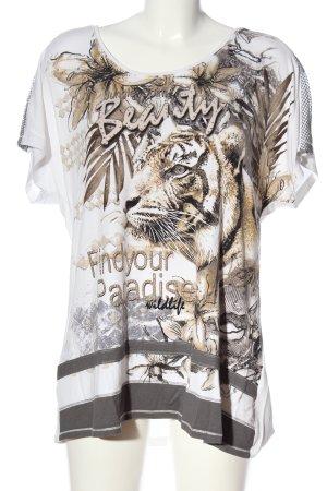 Canda Premium Print-Shirt