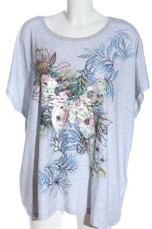 Canda Premium T-shirt imprimé avec thème style décontracté