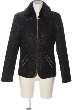 Canda Premium Overgangsjack zwart casual uitstraling
