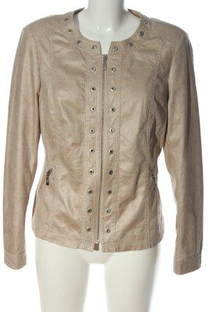 Canda Premium Between-Seasons Jacket natural white casual look