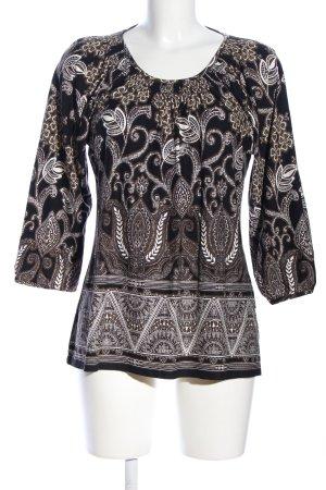 Canda Shirt Tunic mixed pattern business style