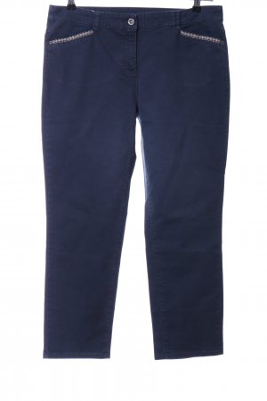 Canda Slim Jeans blau Casual-Look