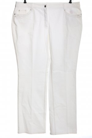 Canda Jersey Pants white casual look