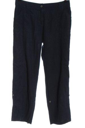 Canda Pantalone jersey blu stile casual