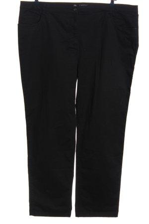 Canda Spodnie materiałowe czarny W stylu casual