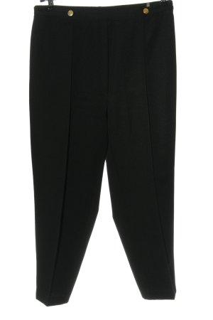 Canda Pantalone jersey nero elegante
