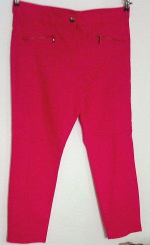 CANDA Stretch Jeans Hose Größe 44 Pink