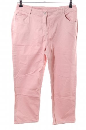 Canda Stretchhose pink Casual-Look