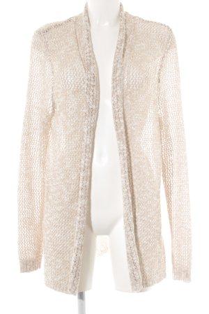 Canda Cardigan white-beige casual look