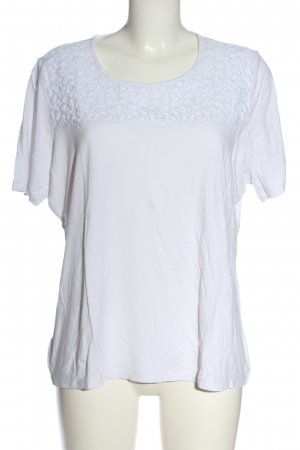 Canda T-shirt bianco stile casual