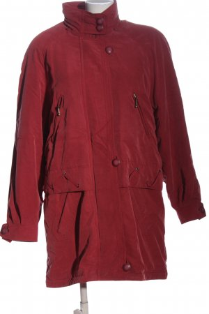 Canda Overgangsjack rood casual uitstraling