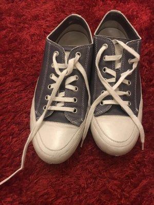 Candice Cooper Chaussures à lacets blanc-gris