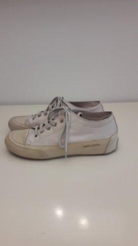 Candice Cooper Sneaker stringata rosa pallido