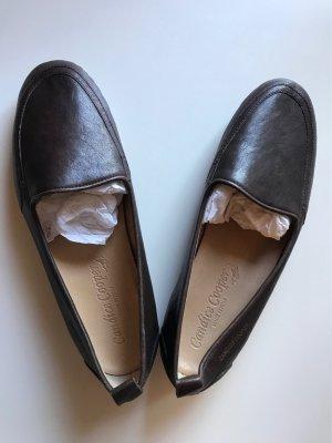 Candice Cooper Ballerina marrone-rosso-bordeaux