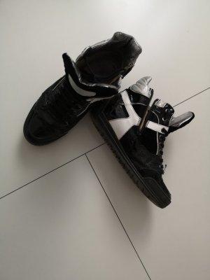 Candice Cooper Sneaker alta multicolore