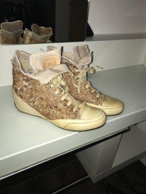 Candice Cooper High Top Sneaker multicolored