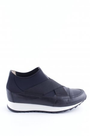Candice Cooper Slip-on Sneakers blue casual look