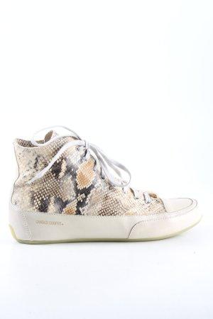 Candice Cooper Sneaker stringata stampa integrale stile casual
