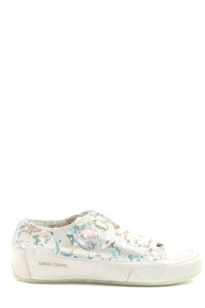 Candice Cooper Basket à lacet motif abstrait style décontracté