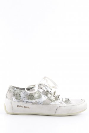 Candice Cooper Schnürsneaker Camouflagemuster Casual-Look