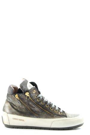Candice Cooper Sneaker stringata marrone stile casual