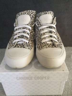 Candice Cooper Basket à lacet multicolore