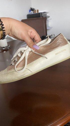 Candice Cooper Sneaker stringata color oro rosa