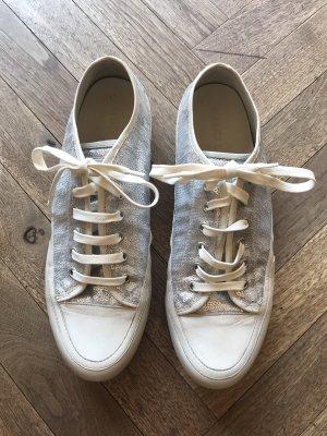 Candice Cooper Basket à lacet multicolore cuir