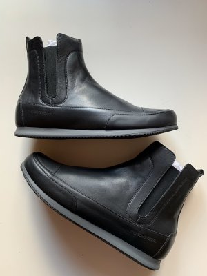 Candice Cooper Chelsea Boots black