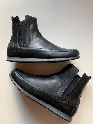Candice Cooper Sneakers Chelsea Boots Gr 39 Schwarz Neu