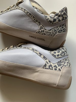 Candice Cooper Lace-Up Sneaker multicolored leather