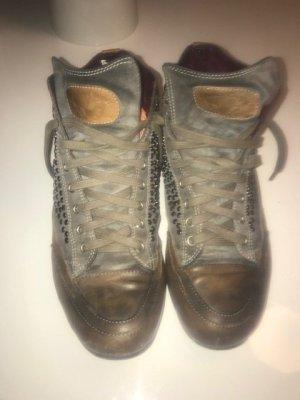 Candice Coper , Sneaker mit Nieten, Gr.40