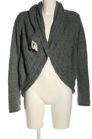 Cannery Row Vintage Cardigan hellgrau Casual-Look