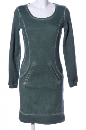 Cannery Row Vintage Sweater Dress light grey casual look