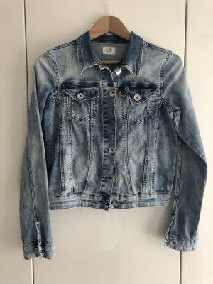 Cannery Row Vintage - Schmal geschnittene Jeansjacke