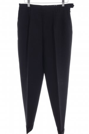 Cantarelli Pleated Trousers black