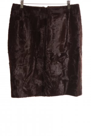 Cantarelli High Waist Skirt bronze-colored extravagant style