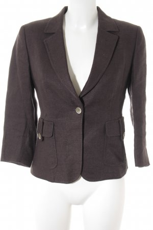 Cantarelli Short Blazer dark brown elegant