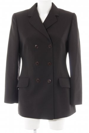 Cantarelli Long Blazer black business style