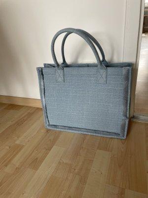 Canvas Boxy Tote-Tasche