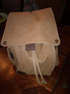 Pouch Bag light brown