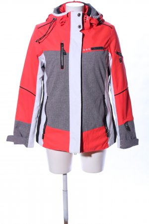 Canyon Outdoor Jacket flecked athletic style