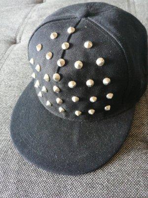 RIU Palace Baseballówka czarny-srebrny