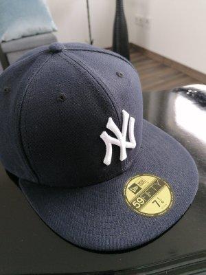 New Yorker Casquette de baseball blanc-noir
